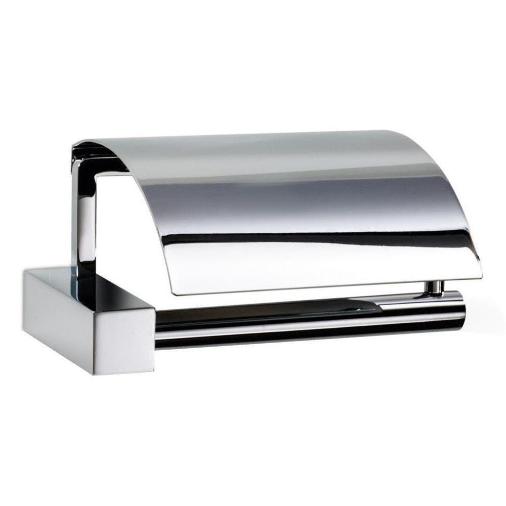 Decor Walther Bloque BQ TPH4 Toilet Paper Holder With Lid ...