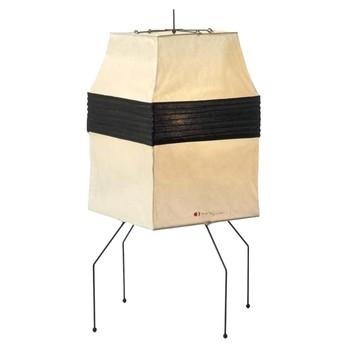 Vitra - Akari UF1-H Tischleuchte - Papier/Gestell Eisen/HxBxT 51x20x20cm