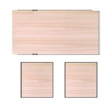 HAY - New Order - Set de 3 paneles de pared 150cm