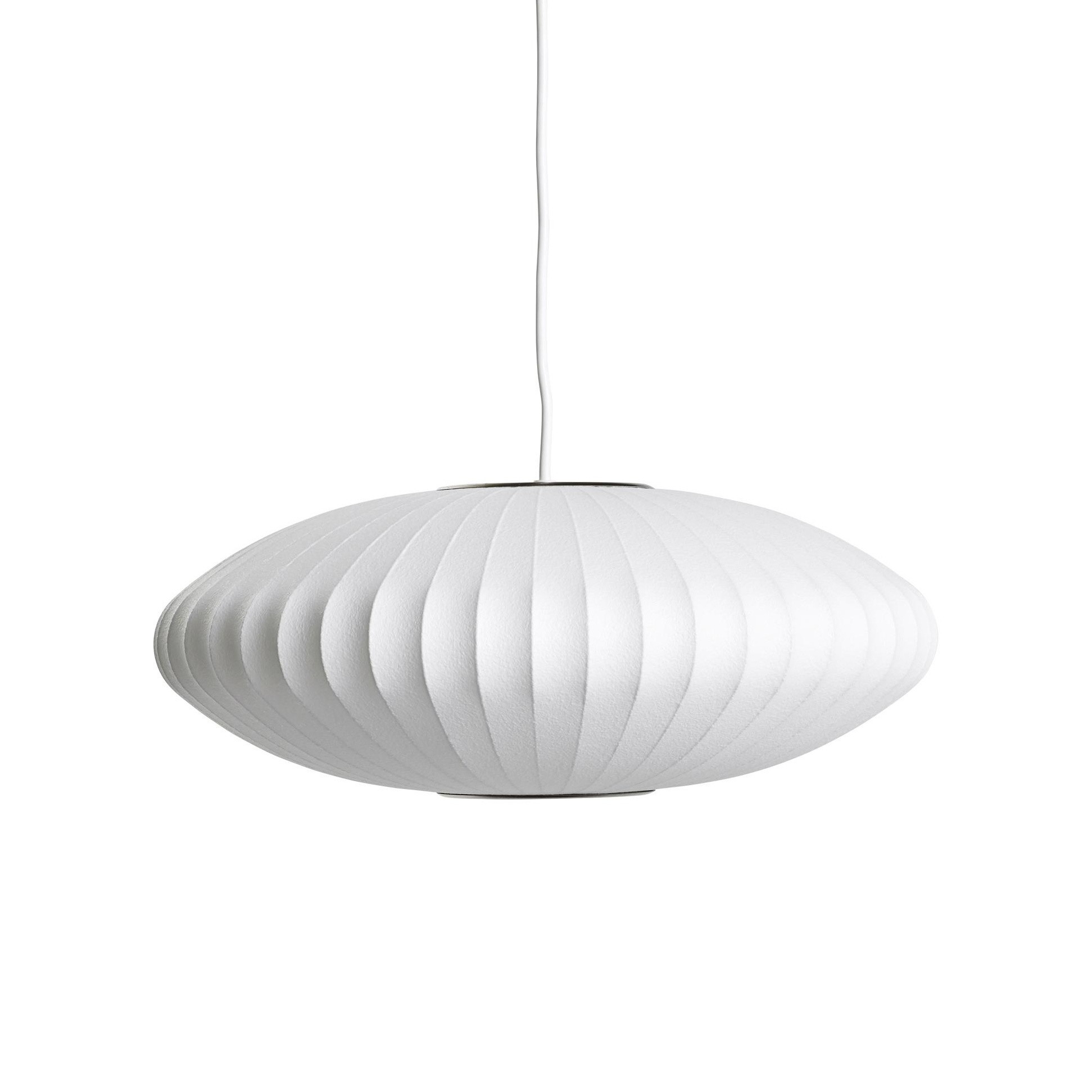 Hay Nelson Saucer Bubble Suspension Lamp Ambientedirect