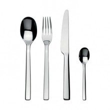 Alessi - Ovale Cutlery Set 24-piece