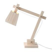 Muuto - Wood Lamp Tischleuchte