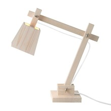 Muuto - Wood Lamp - Lampe de table