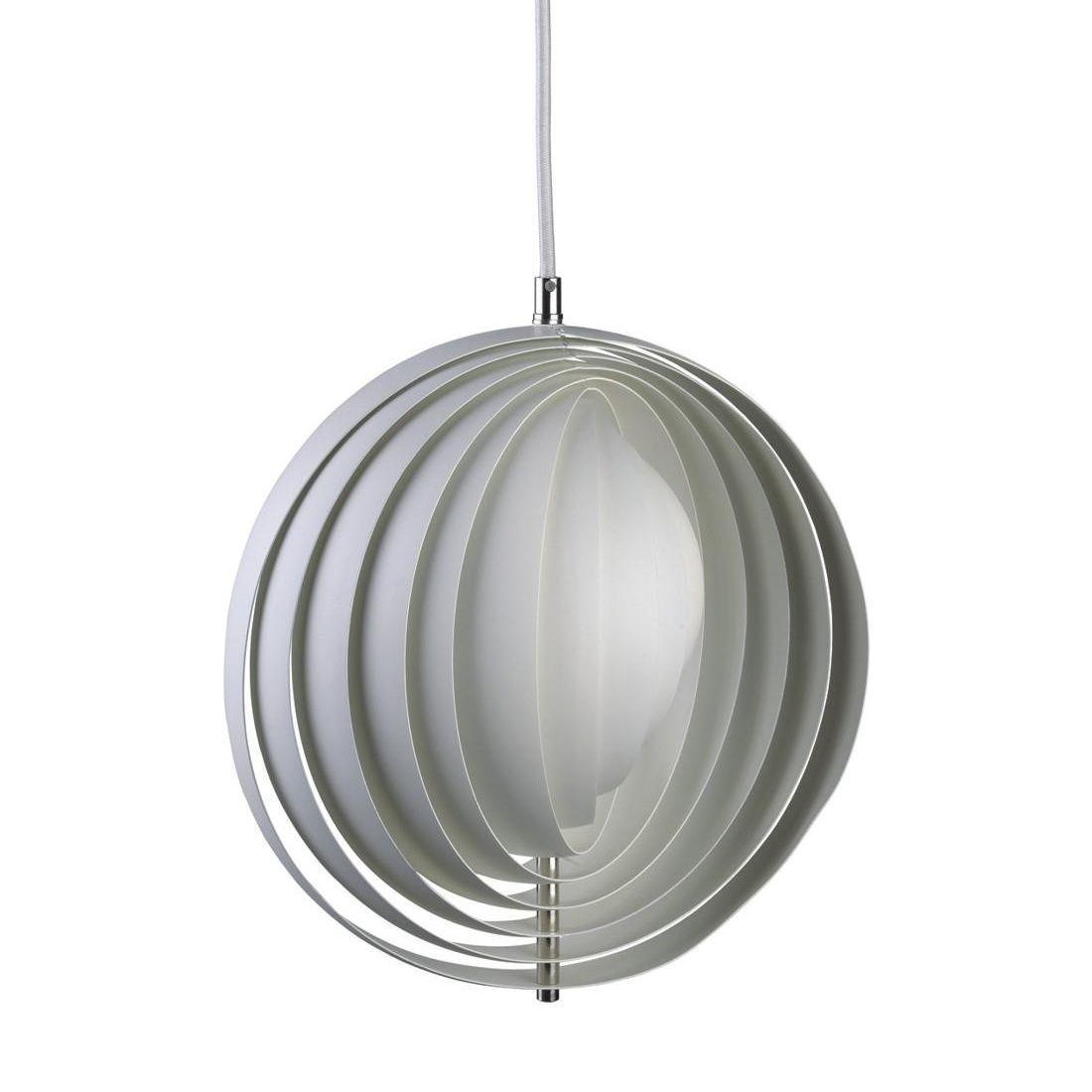 Moon lamp suspension lamp verpan for Suspension a 3 lampes