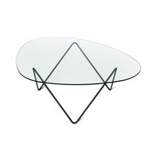 Gubi - Pedrera Table - Mesa auxiliar