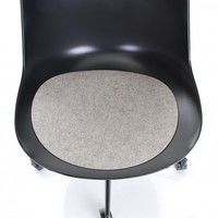 Hey-Sign - Hey-Sign Sitzauflage Flow Chair antirutsch