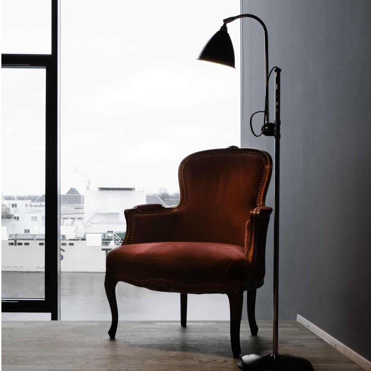 bestlite bl3 m stehleuchte gubi leuchten klassiker. Black Bedroom Furniture Sets. Home Design Ideas