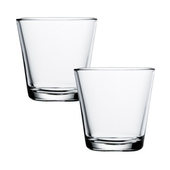 iittala - Kartio Gläser 2 Stück - transparent/21cl