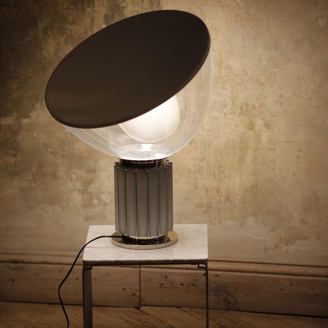 Taccia led table lamp flos ambientedirect flos taccia led table lamp mozeypictures Gallery