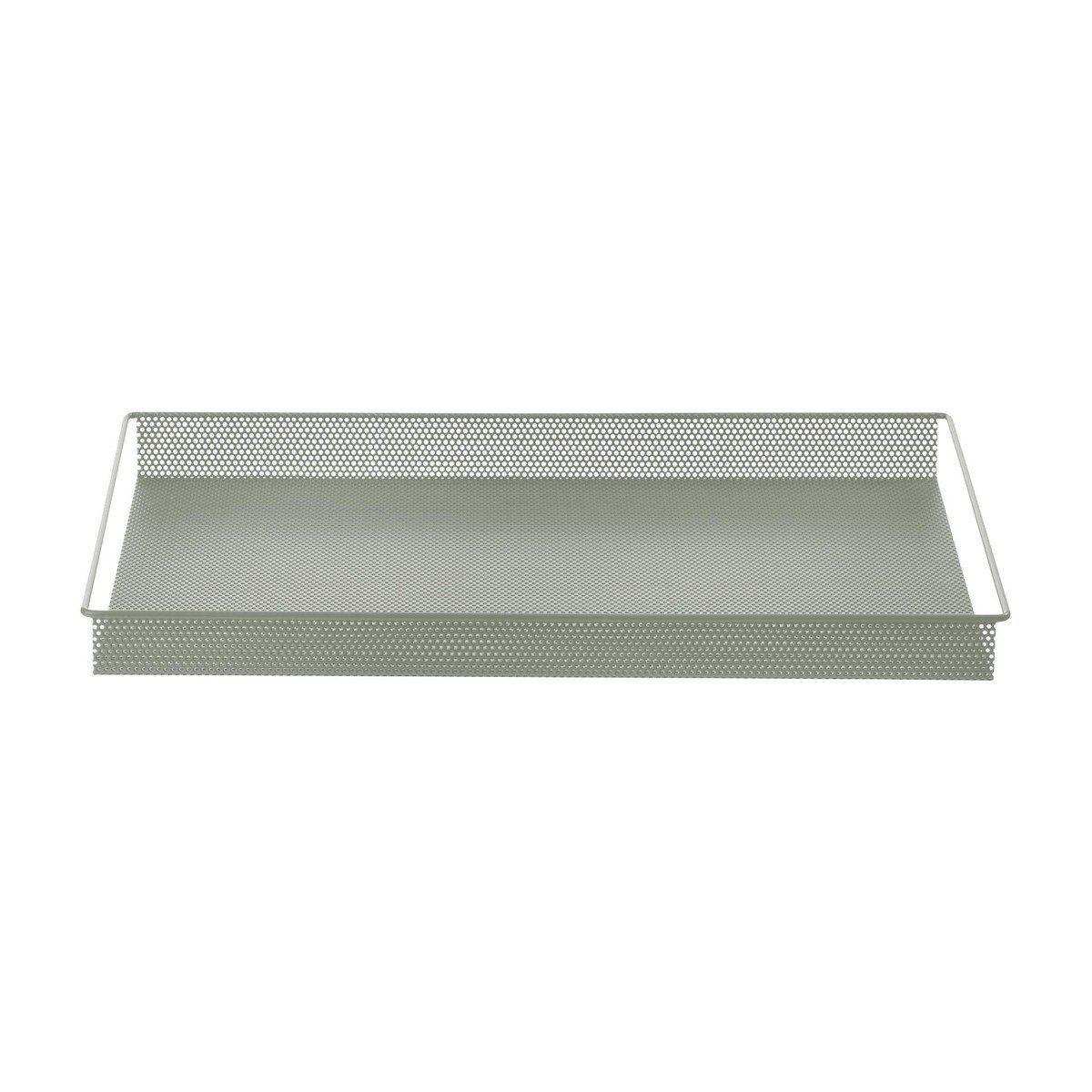 Tablett Groß metal tray ablage tablett groß ferm living ambientedirect com
