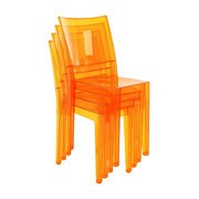 Kartell - La Marie Chair Set 4 pieces