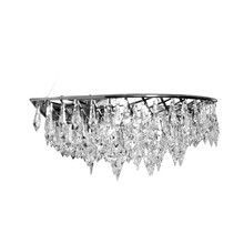 Anthologie Quartett - Crystal Rain Ceiling/Wall Light