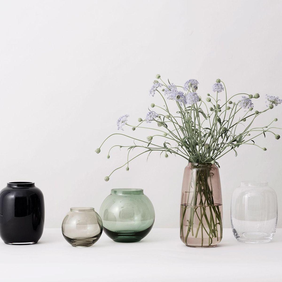 form 70 vase lyngby porcel n. Black Bedroom Furniture Sets. Home Design Ideas