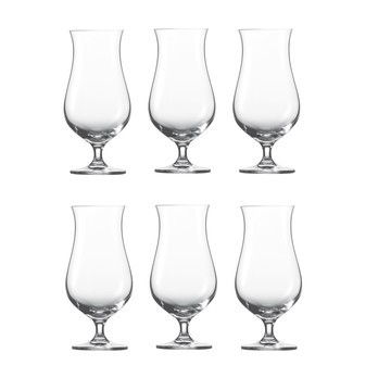 Schott Zwiesel - Bar Special Hurricane Cocktail Glas 6er Set - transparent/530ml/H: 18.3cm