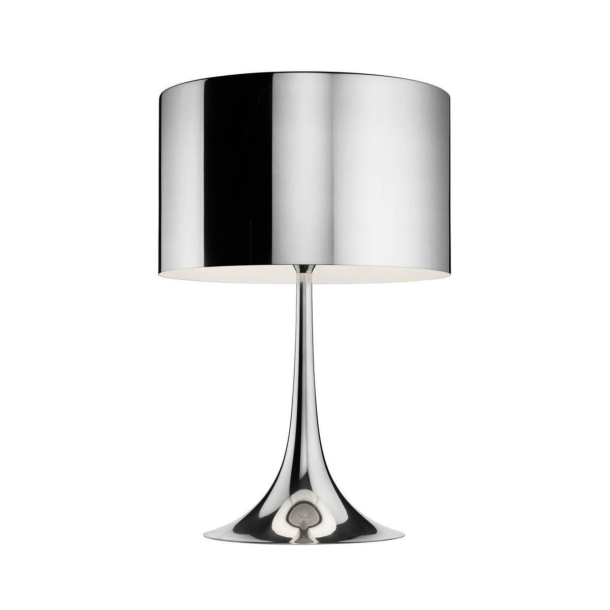Spun Light T2 Table Lamp | Flos | AmbienteDirect.com for Flos Spun Table Lamp  110yll