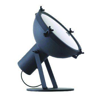 Nemo - Projecteur 365 Floor Lamp - night blue/satined/H43cm/Ø37cm/without bulb
