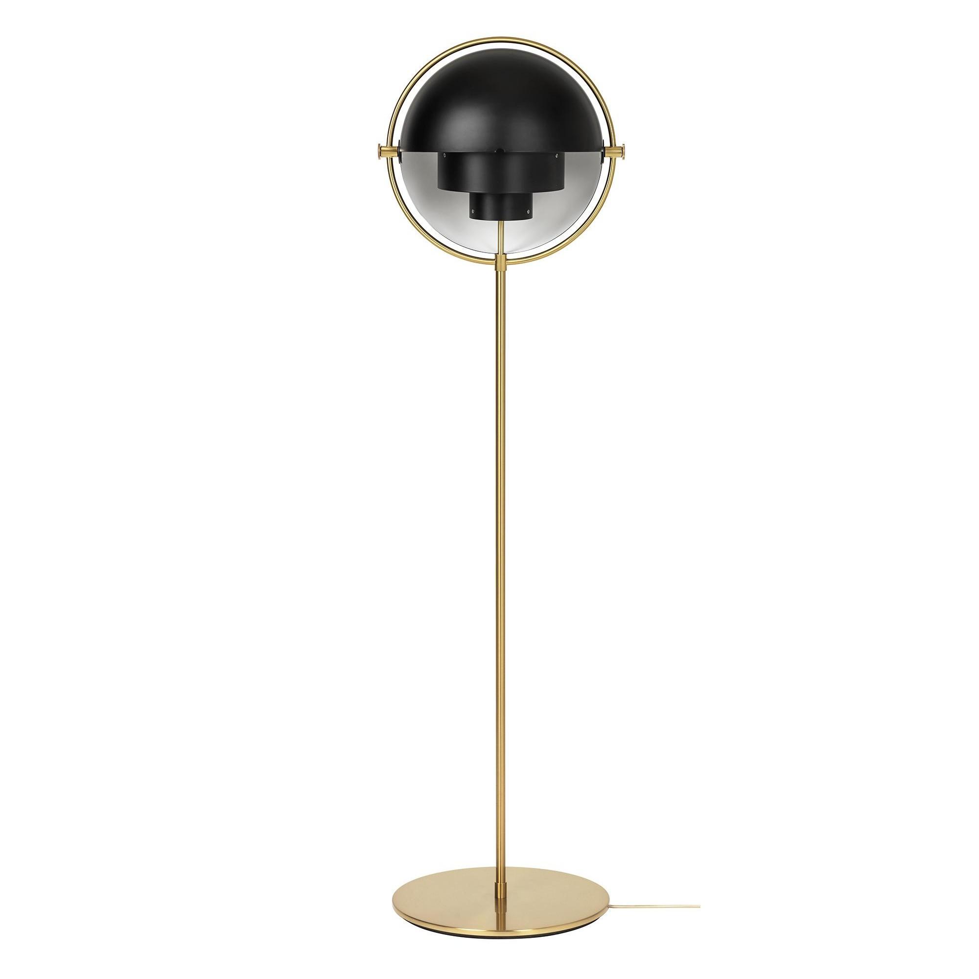 Gubi Multi Lite Floor Lamp Ambientedirect