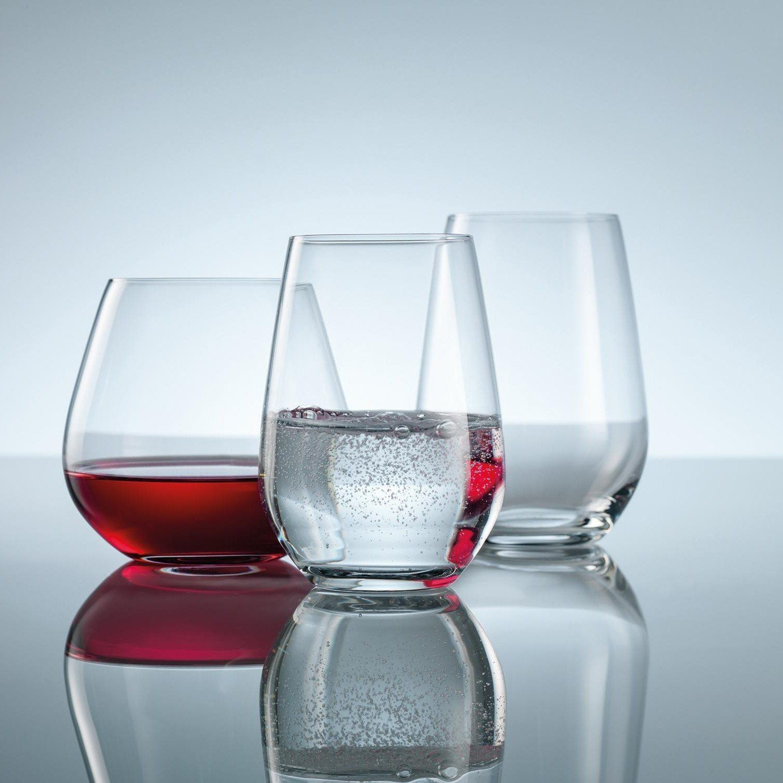 schott zwiesel vina mulitpurpose tumbler glass set of 6 ambientedirect. Black Bedroom Furniture Sets. Home Design Ideas