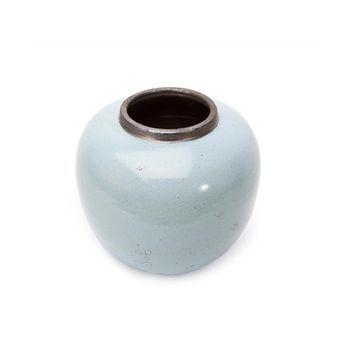 NORR 11 - Jar Joha Vase  - hellgrün/Ø 30cm/H: 27cm