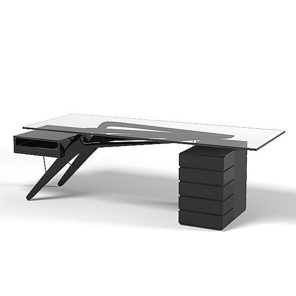 Cavour Office Table Zanotta AmbienteDirectcom