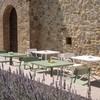 emu - Grace Gartenarmlehnstuhl - kirschrot/glänzend