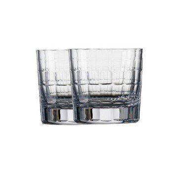 Zwiesel 1872 - Hommage Carat Longdrink-Glas 2er Set - transparent/mundgeblasen/284ml/H8,2cm