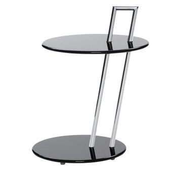 ClassiCon - Occasional Table Beistelltisch - schwarz/rund/Ø40cm