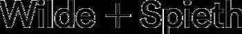 Wilde + Spieth Logo