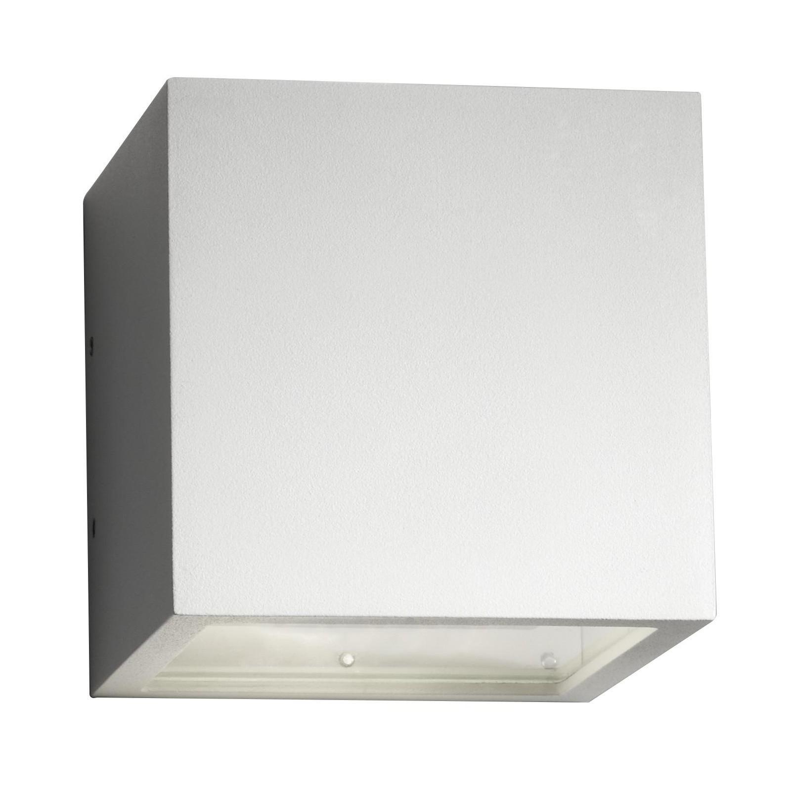 Light Point Applique Murale Dextérieur Led Cube Down Ambientedirect