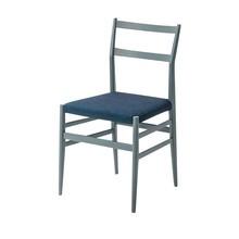 Cassina - 646 Leggera Stuhl mit Sitzpolster