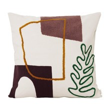 ferm LIVING - Mirage Cushion 50x50cm