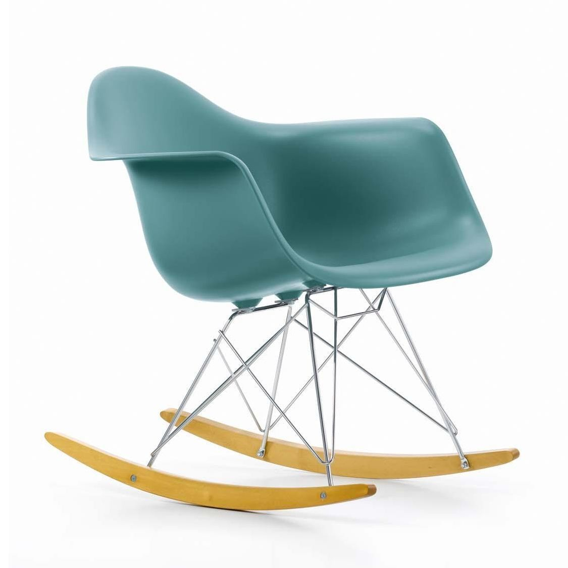 eames plastic rocking chair the image. Black Bedroom Furniture Sets. Home Design Ideas
