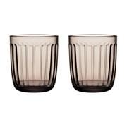 iittala - Raami drinkglas 26cl set van 2
