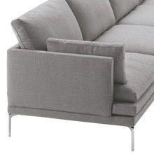 Zanotta - William 3-Sitzer Sofa 226x87x90cm