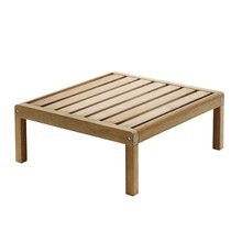 Skagerak - Virkelyst Outdoor Side Table 75x70x30cm