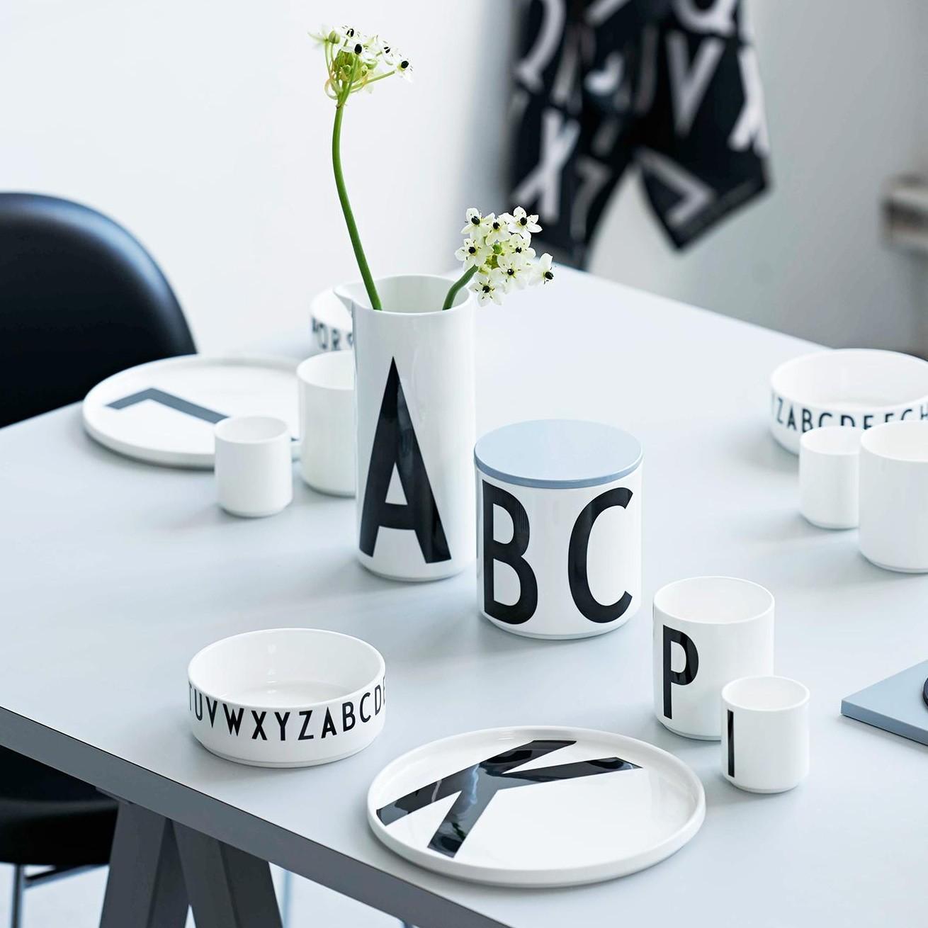 Design Letters Porzellanbecher U