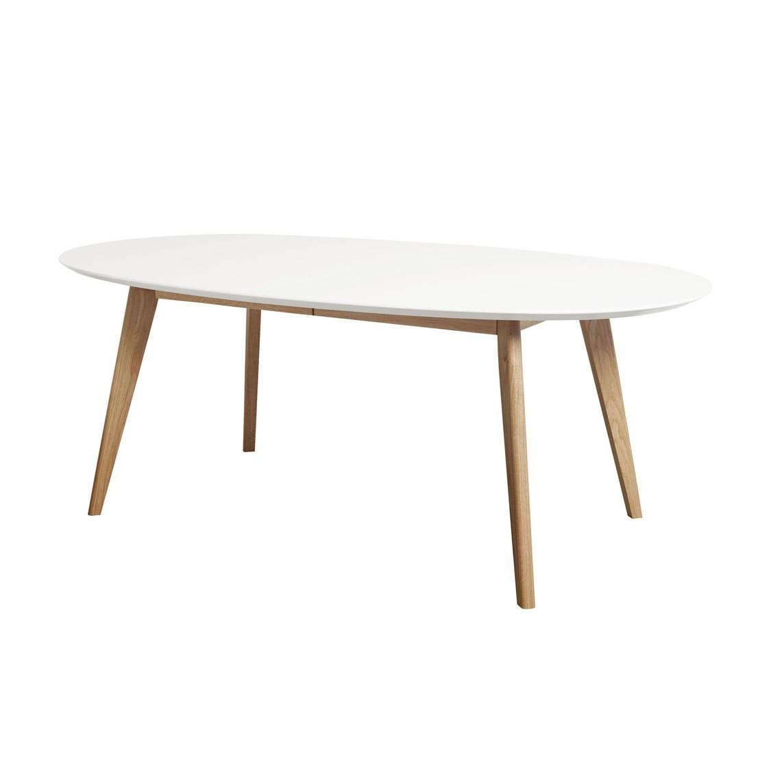 andersen furniture dk10 esstisch ausziehbar beine massivholz ambientedirect. Black Bedroom Furniture Sets. Home Design Ideas