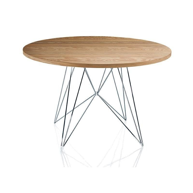 Round 3 Round Coffee Table Made Of Metal Cm ø80x23h: AmbienteDirect.com