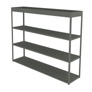 HAY - New Order Shelf With Tray 150x115cm
