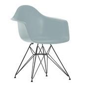 Vitra - Eames Plastic Armchair DAR Gestell schwarz