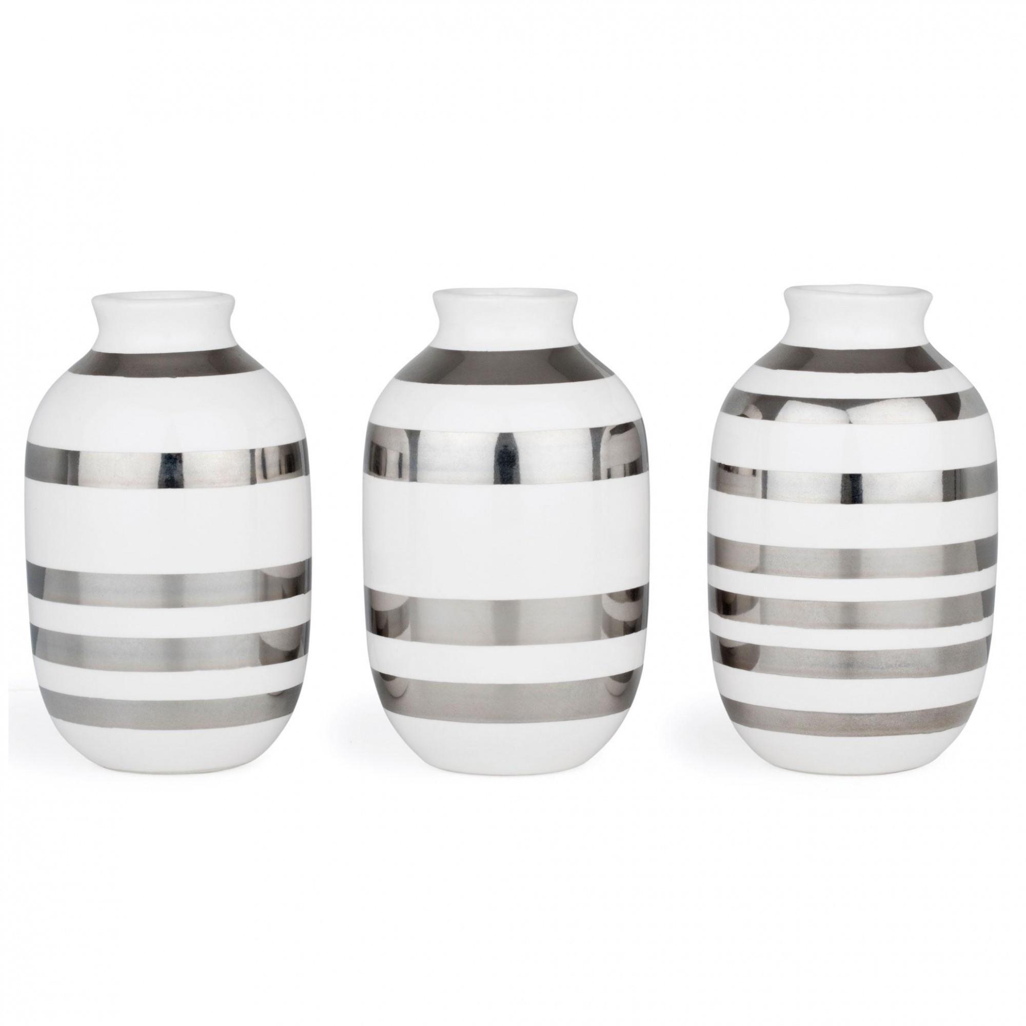 Svært Kähler Omaggio Vase Set of 3 | AmbienteDirect PE-81