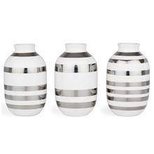 Kähler - Set de 3 vases Omaggio