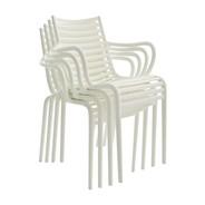 Driade - Pip-e Armchair Set Of 4