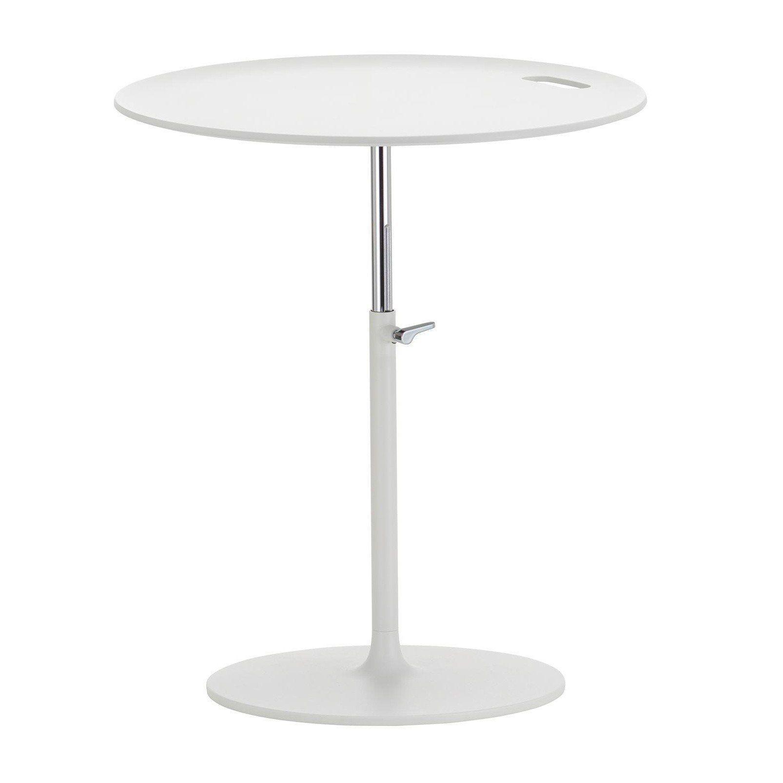 Wunderbar Höhenverstellbarer Beistelltisch Dekoration Von Vitra - Rise Table - Soft Light