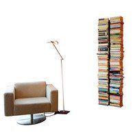 Radius - Booksbaum Wandregal groß