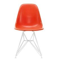 Vitra - Eames Fiberglass Side Chair DSR weiß