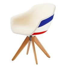 Moooi - Canal Chair Galea - Chaise pivotante