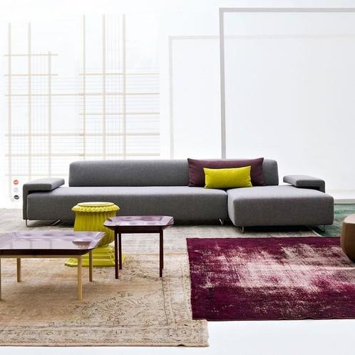 Moroso - Lowland Sofa
