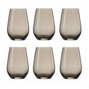 Schott Zwiesel - Vina Spots 42 Wasserglas 6er Set - grau/385ml/H: 11.4cm