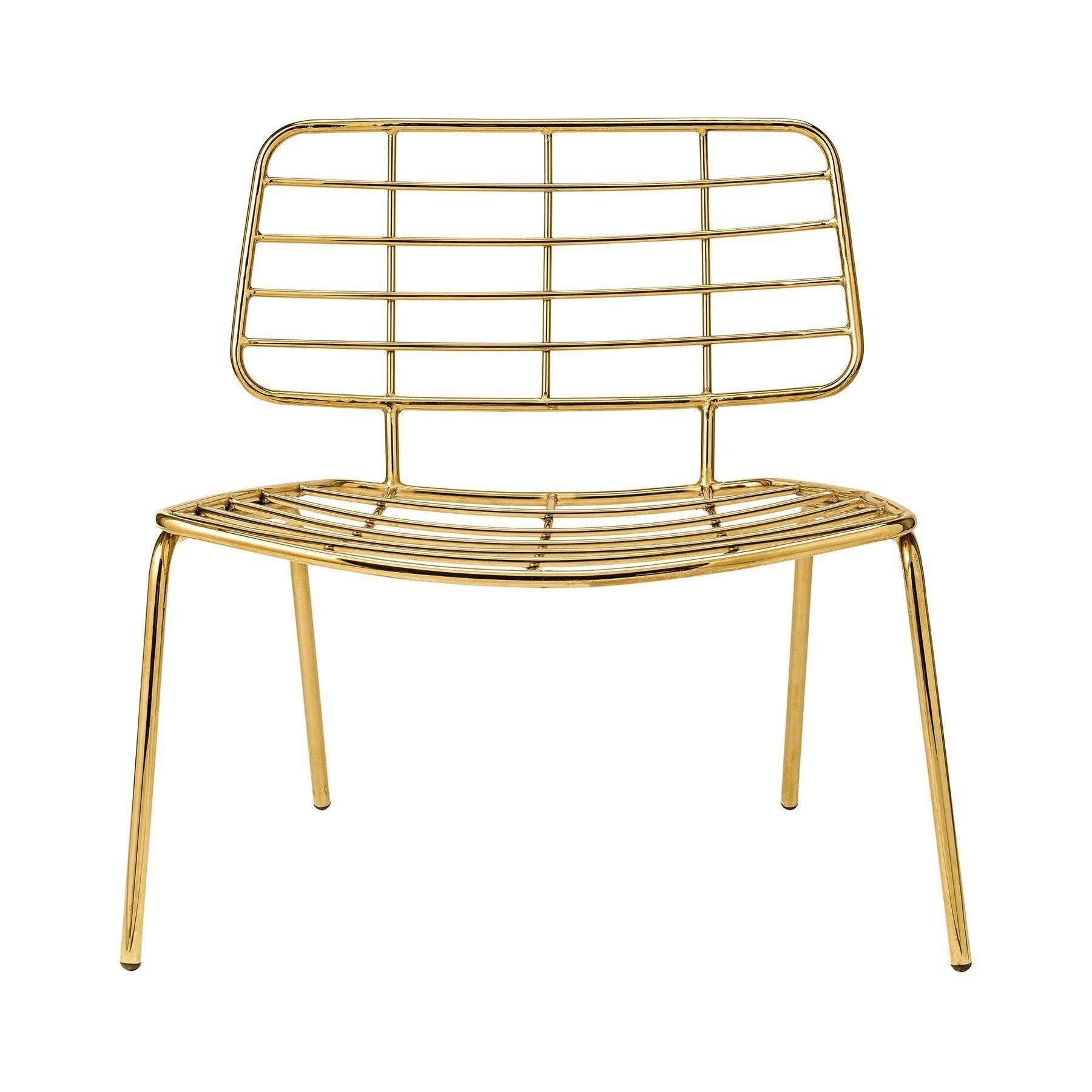Bloomingville - Mesh Lounge Chair ...  sc 1 st  AmbienteDirect & Bloomingville Mesh Lounge Chair | AmbienteDirect